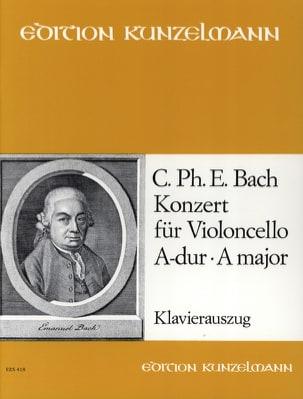 Concerto en la Majeur - Wq.172 Carl Philipp Emanuel Bach laflutedepan