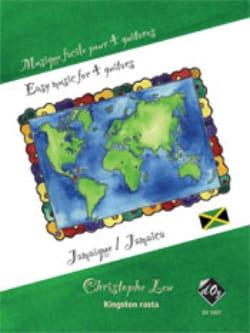 Musique Facile pour 4 Guitares : Jamaïque Traditionnel laflutedepan