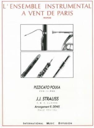 Pizzicato-Polka -Quintette à vent - laflutedepan.com