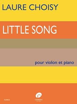 Little Song Laure Choisy Partition Violon - laflutedepan