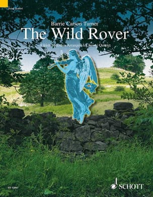 The Wild Rover -Score + Parts Turner Barrie Carson laflutedepan