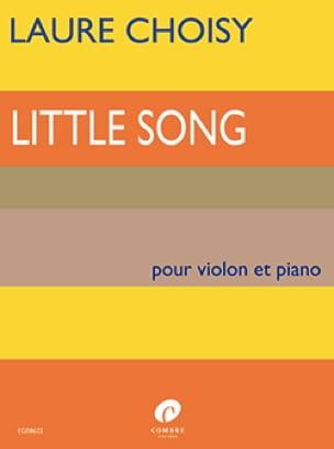 Little Song - Laure Choisy - Partition - Violon - laflutedepan.com