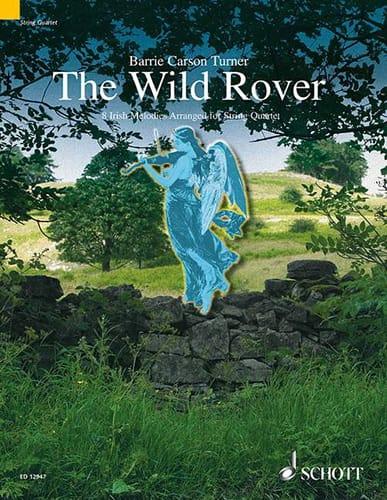 The Wild Rover -Score + Parts - laflutedepan.com