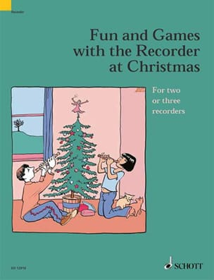 Fun and games with the recorder at Christmas laflutedepan