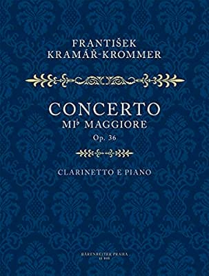 Konzert Es-Dur Op 36 - KROMMER - Partition - laflutedepan.com