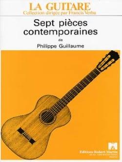 7 Pièces contemporaines - Philippe Guillaume - laflutedepan.com