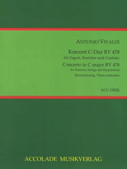 Concerto pour Basson en Do Majeur F. VIII n°3 - Basson et piano laflutedepan