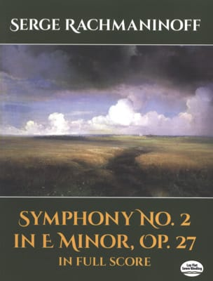 Symphony No. 2 In E Minor Op. 27 Sergei Rachmaninov laflutedepan