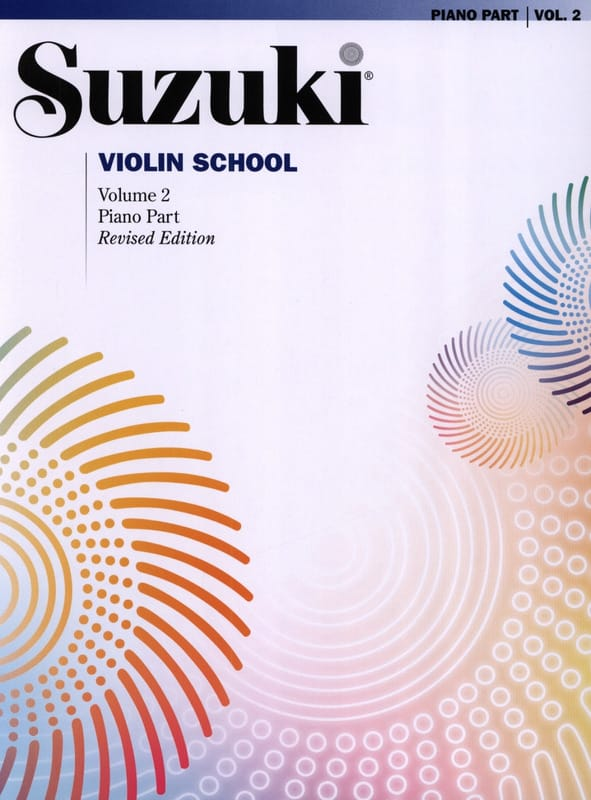 Violin School Volume 2 - Accompagnement Piano - laflutedepan.com