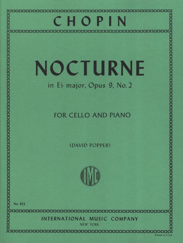 Nocturne in E b major, op. 9 n° 2 - CHOPIN - laflutedepan.com