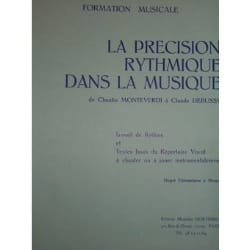 Edith Lejet - The rhythmic precision ... - Elém. at Medium - Partition - di-arezzo.com