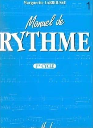Manuel de rythme - 1er Cycle - Marguerite Labrousse - laflutedepan.com
