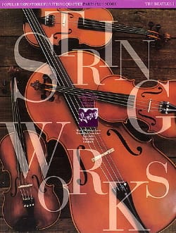 Stringworks The Beatles, Volume 1 Jack Long Partition laflutedepan