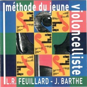 CD - Méthode du Jeune Violoncelliste FEUILLARD Partition laflutedepan