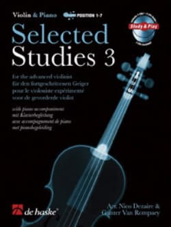 Selected Studies 3 + 2 CD laflutedepan