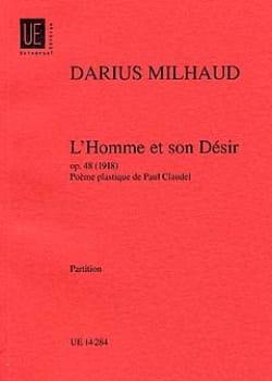 Darius Milhaud - Man and His Desire - Driver - Partition - di-arezzo.com