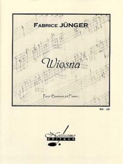 Wiosna Fabrice Jünger Partition Basson - laflutedepan