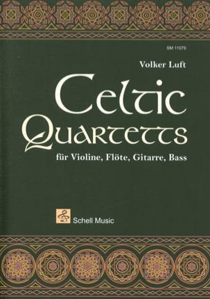Celtic Quartets - Violon, Flûte, Guitare et Basse laflutedepan
