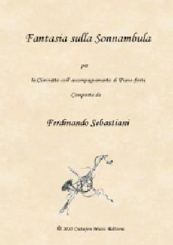Fantasia sulla Sonnambula - 1ère version laflutedepan