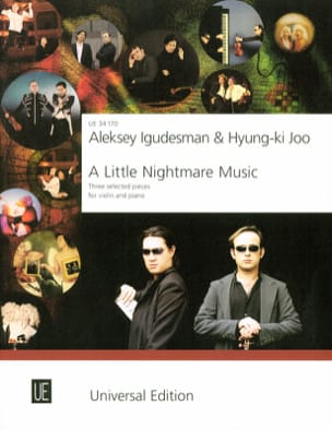 A Little Nightmare Music Igudesman Aleksey / Joo Hyung-ki laflutedepan