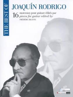 The Best of Rodrigo - Guitare RODRIGO Partition Guitare - laflutedepan
