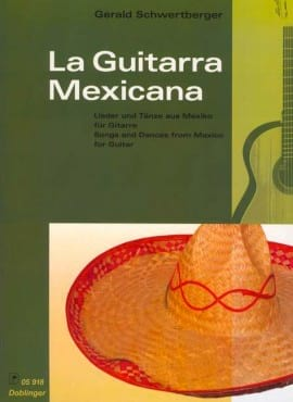 La Guitarra Mexicana - Gerald Schwertberger - laflutedepan.com
