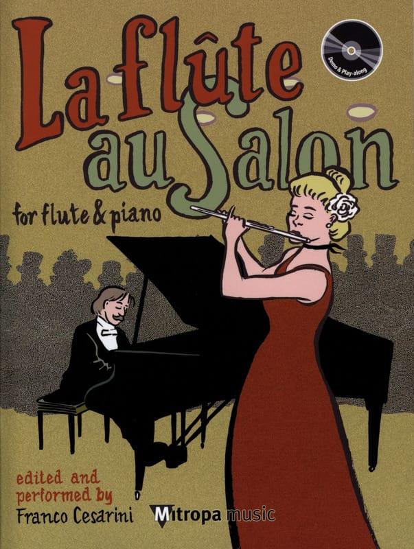 La Flûte au Salon - Partition - laflutedepan.com