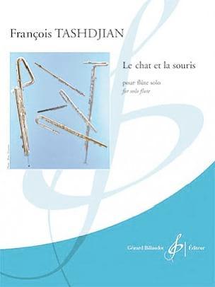 Le Chat et la Souris - François Tashdjian - laflutedepan.com