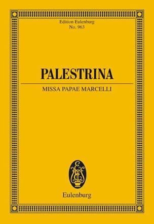 Missa Papae Marcelli PALESTRINA Partition Petit format - laflutedepan