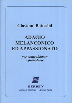 Adagio melancolico ed appassionato - BOTTESINI - laflutedepan.com