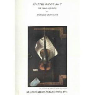 2 Spanish dances : Oriental, Danza triste - laflutedepan.com