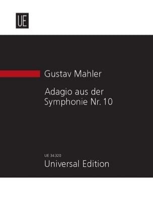 Adagio de la Symphonie N°10 1910 - MAHLER - laflutedepan.com