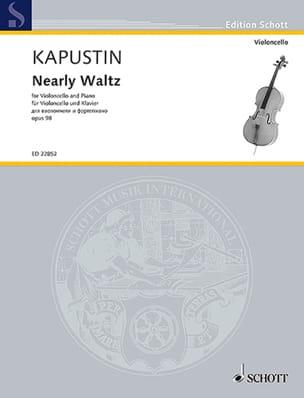 Nearly Waltz - Violoncelle et Piano - laflutedepan.com