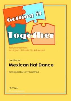 Mexican Hat Dance Traditionnel Partition ENSEMBLES - laflutedepan