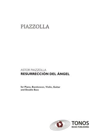 Resurreccion Del Angel -quintette Astor Piazzolla laflutedepan