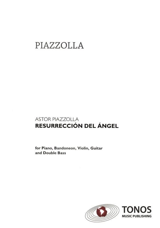 Resurreccion Del Angel -quintette - laflutedepan.com