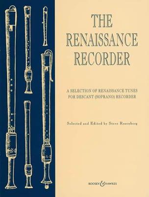 The renaissance recorder Soprano Partition laflutedepan