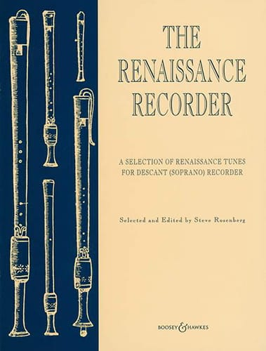 The renaissance recorder Soprano - Partition - laflutedepan.com
