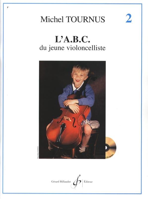 ABC du Jeune Violoncelliste Volume 2 - laflutedepan.com