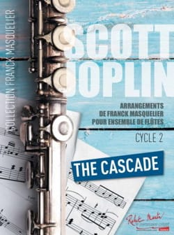 The Cascade - Ensemble de Flûtes Contrebasse ad lib. - laflutedepan.com