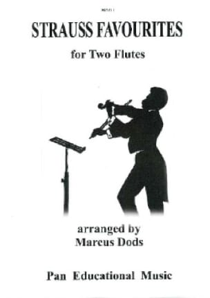 Favourite music by the Strauss Family - 2 Flutes - laflutedepan.com