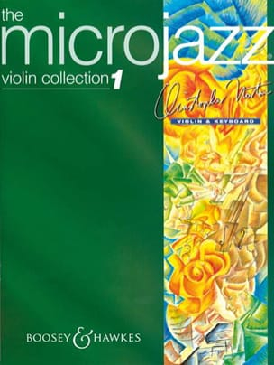 Microjazz for Violon Christopher Norton Partition laflutedepan