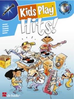 Kids Play Hits - Clarinette - Partition - laflutedepan.com