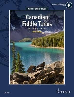 Traditionnels - Melodías canadienses de violín - Violín - Partition - di-arezzo.es