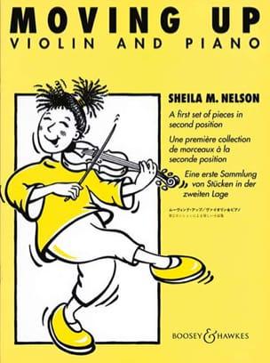 Moving up Sheila M. Nelson Partition Violon - laflutedepan