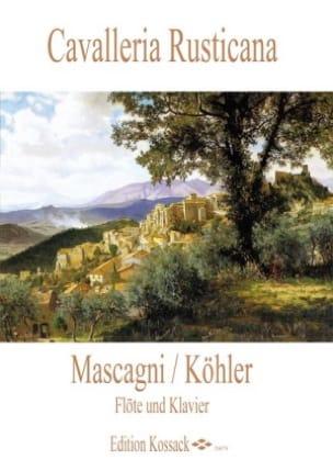 Cavalleria Rusticana - Extraits Pietro Mascagni Partition laflutedepan