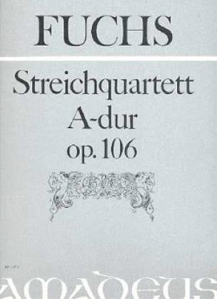Streichquartett A Dur op. 106 -Stimmen - laflutedepan.com