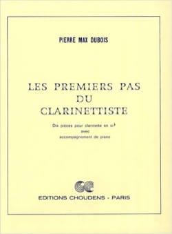 Les premiers pas du clarinettiste Pierre-Max Dubois laflutedepan