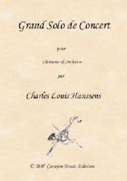 Grand Solo de Concert - Clarinette et piano laflutedepan