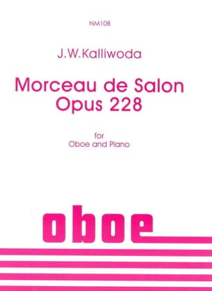 Morceau de salon op. 228 Johannes Wenzeslaus Kalliwoda laflutedepan
